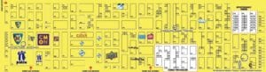Booth 2029 Carolina Game Tables; also see a Streamer at Lone Shark Games and a Kitchen at Mayfair Games