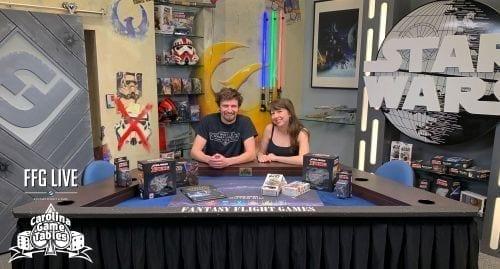 Ryan Thompson FFG Star Wars Stream