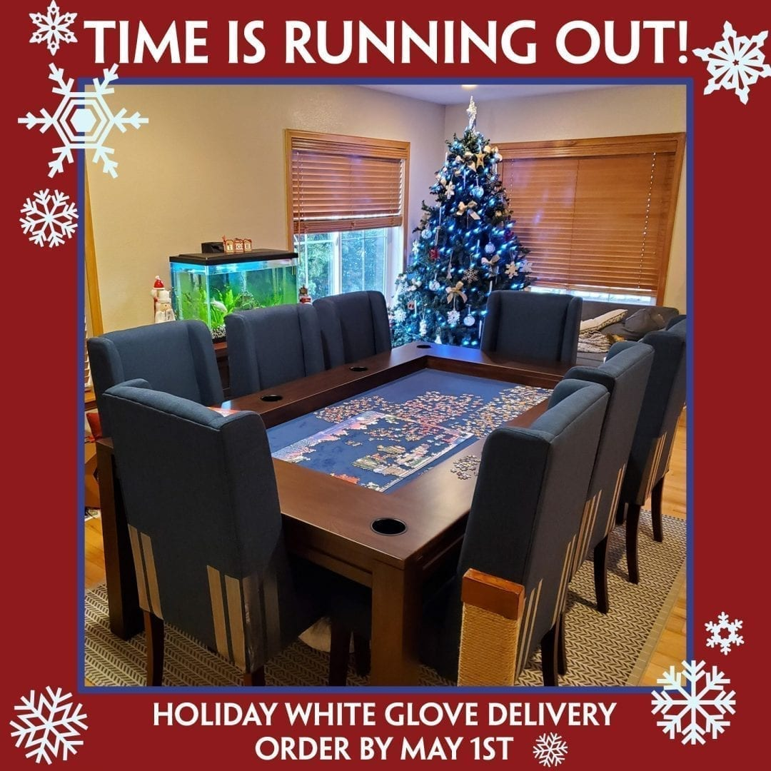 Holiday White Glove Delivery Deadline